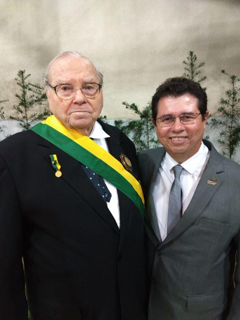 CNT e FETACESP realizam homenagem a José Fioravanti